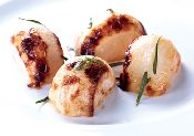link - Roasted Mini Turnips with Garlic & Rosemary
