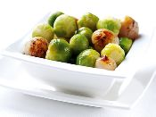 link - Brussel Sprouts with Glazed Shallots