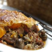 link - Beef & Black Sheep Ale Pie