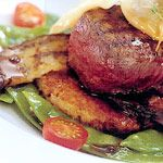 link - Venison Steaks with Rosti