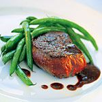 link - Perfect Pan-Fried Venison Steak with Quick Bearnaise Sauce
